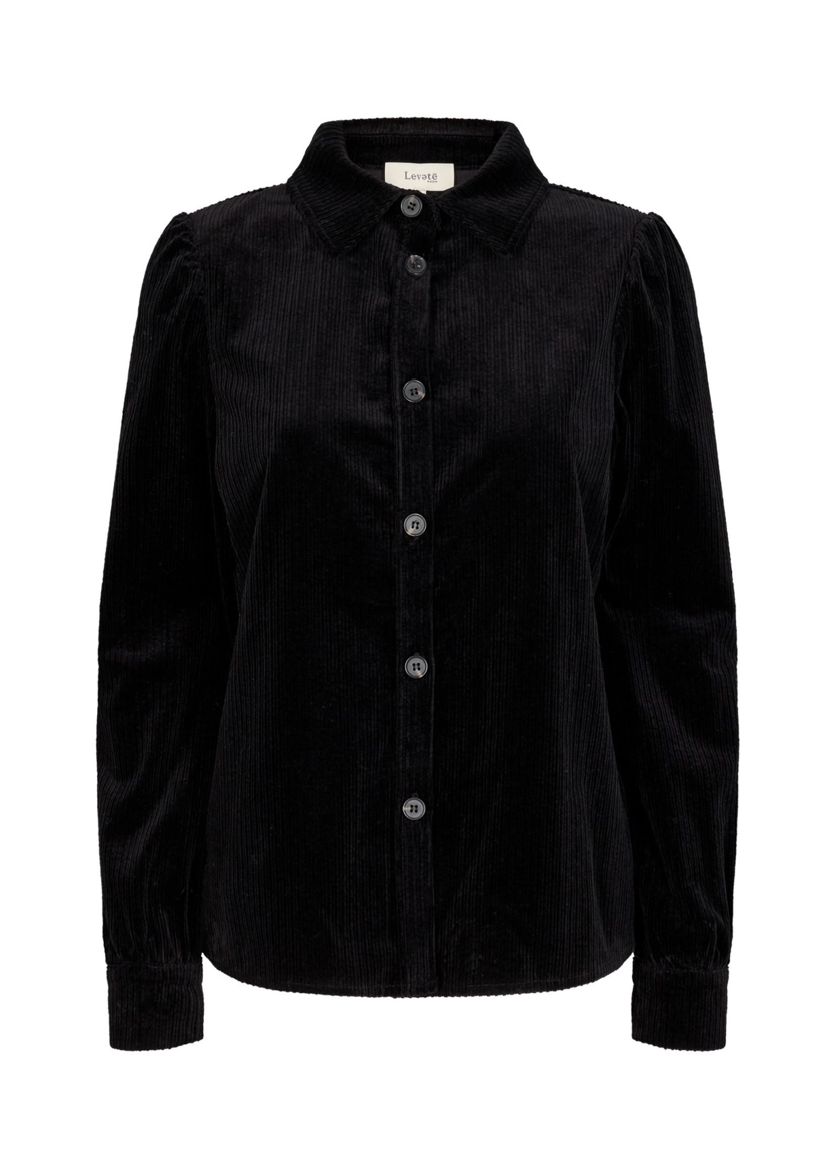 LeveteRoom Olena Shirt zwart