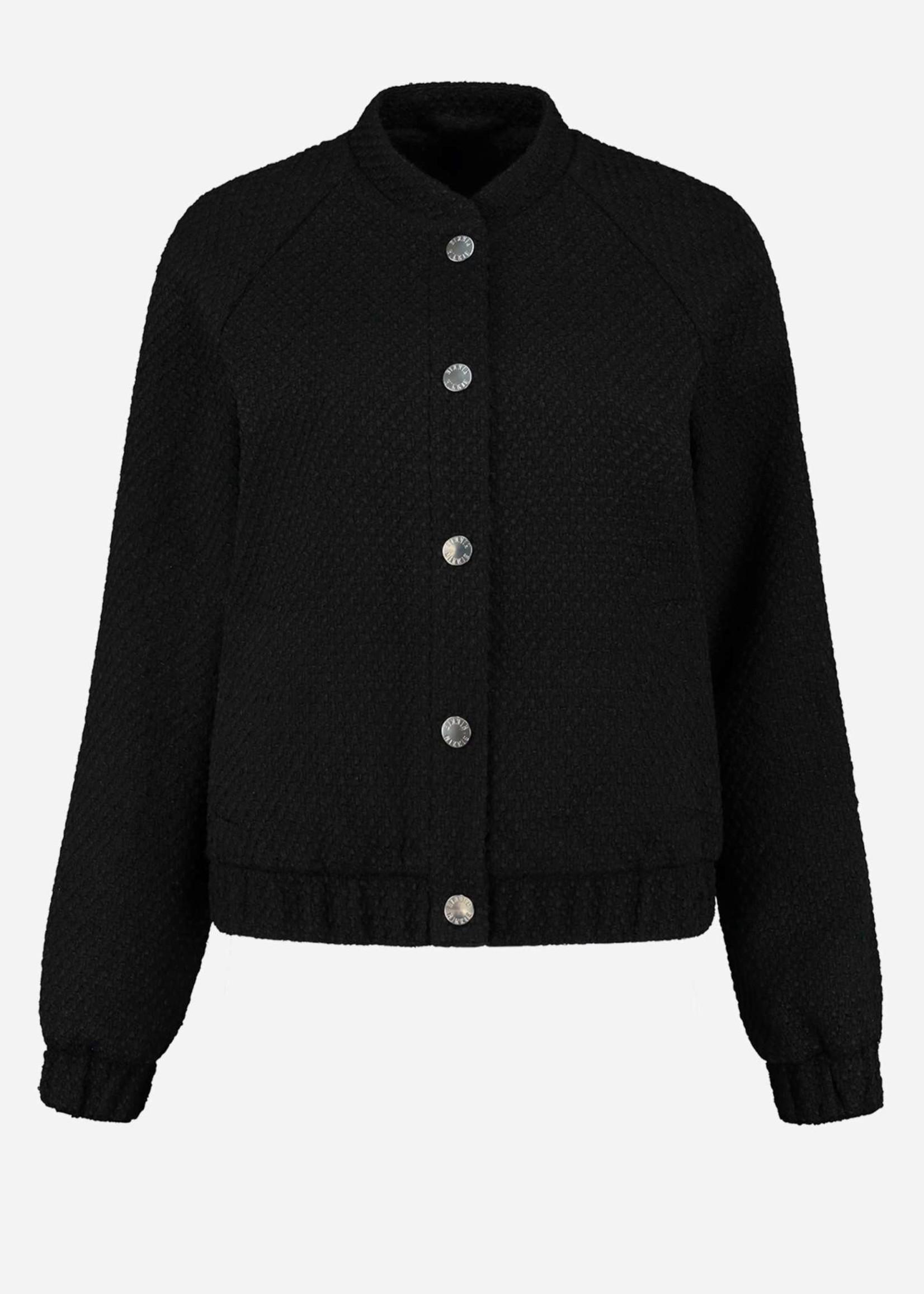 NIKKIE LEXI BOMBER Tweed bomber jas