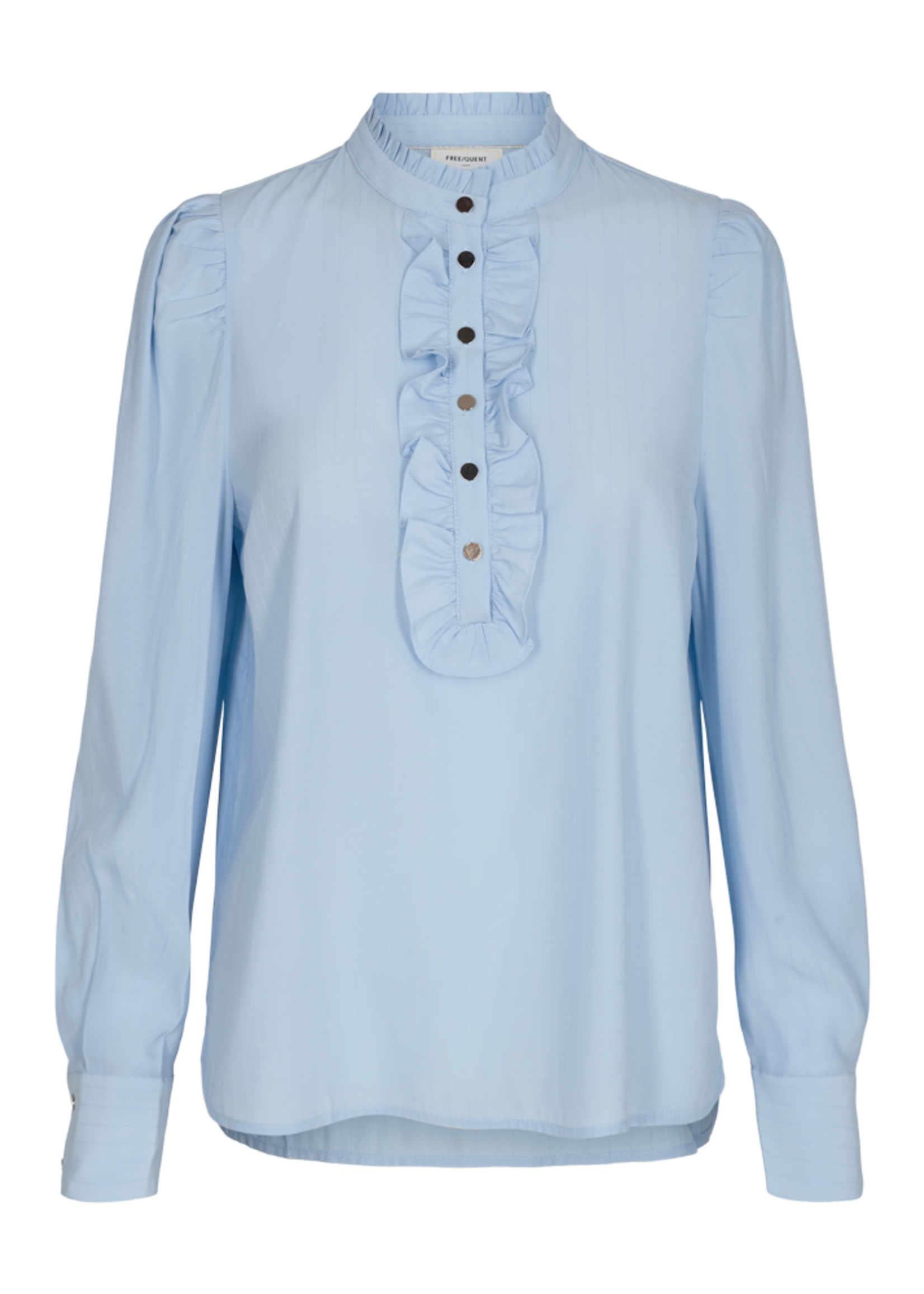 Free/Quent FREEQUENT Blouse met ruches