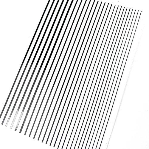 Seductionail Striping tape Zwart
