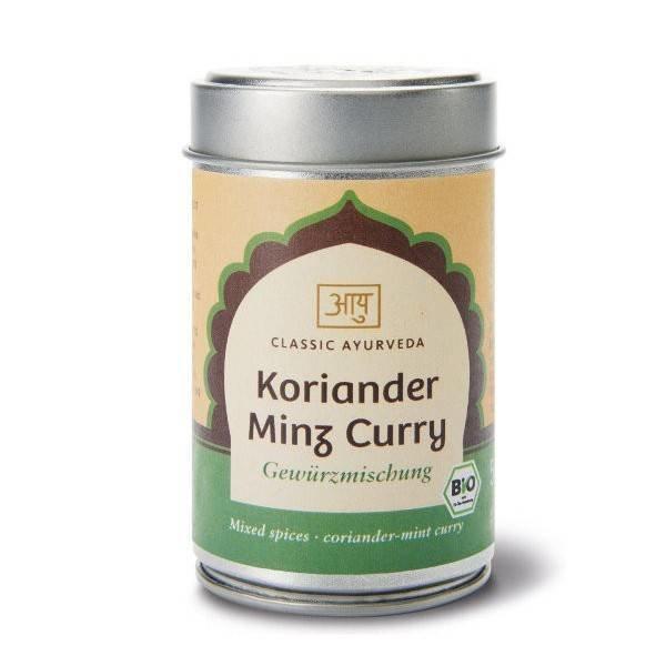 Ayurveda Koriander Minz Curry im Steuer 50g