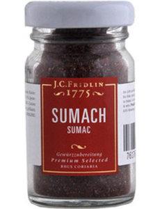 J.C.Fridlin Sumach 34g im Glas