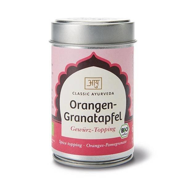 Ayurveda Orangen-Granatapfel 70g im Streuer