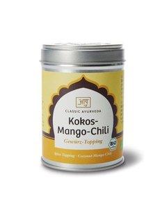 Ayurveda Bio Kokos-Mango-Chili Gewürz-Topping 60g