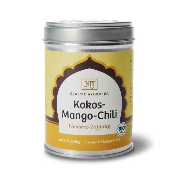 Bio Kokos-Mango-Chili Gewürz-Topping 60g