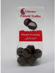 Glarner Feingebäck - swiss fine bakery Glarner Truffes, Pastetli Mandel-Zwetschge