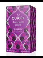 Pukka Charmante Cassis Tee, Bio