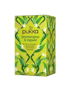 Pukka Zitronengras & Ingwer Tee, Bio