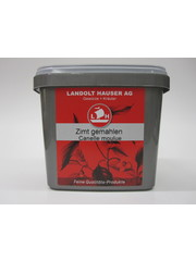 Landolt Hauser AG Zimt gemahlen 450g in der lH Box