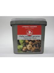 Landolt Hauser AG Pfeffer schwarz gemahlen 500g in der LH Box