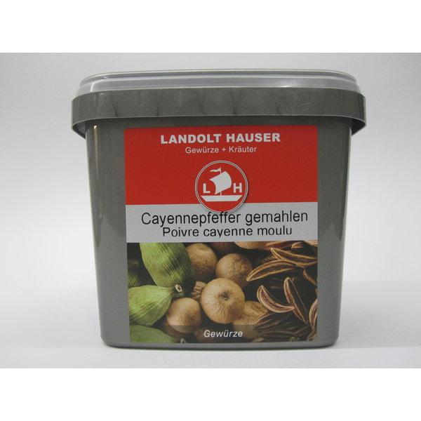 Landolt Hauser AG Cayenne Pfeffer gemahlen