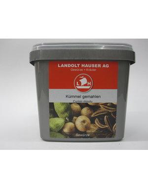 Landolt Hauser AG Kümmel gemahlen 400g in der LH Box