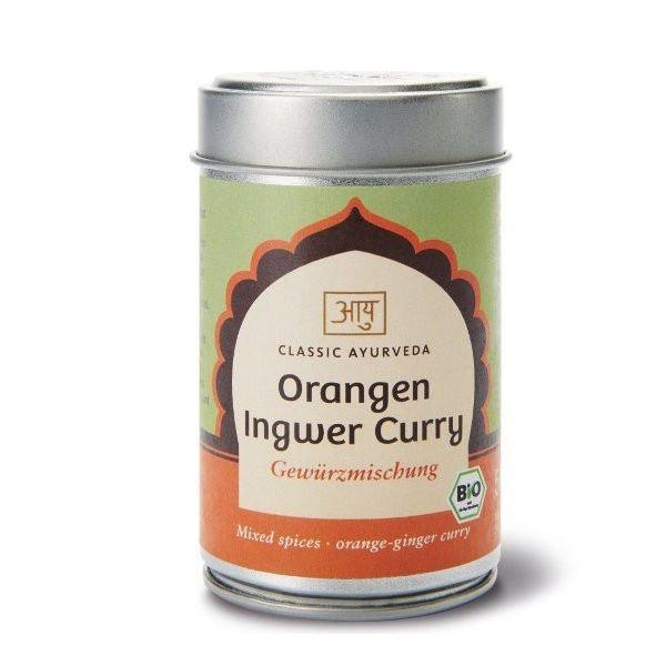 Ayurveda Orangen-Ingwer Curry, Bio