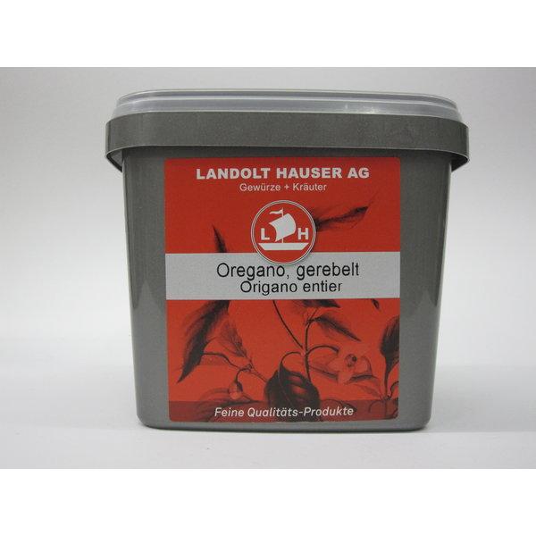 Landolt Hauser AG Oregano, gerebelt 100g in der LH Box