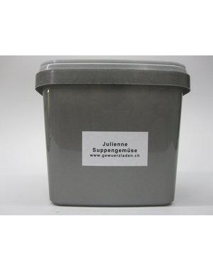 Landolt Hauser AG Julienne Suppengemüse 300g in der LH Box