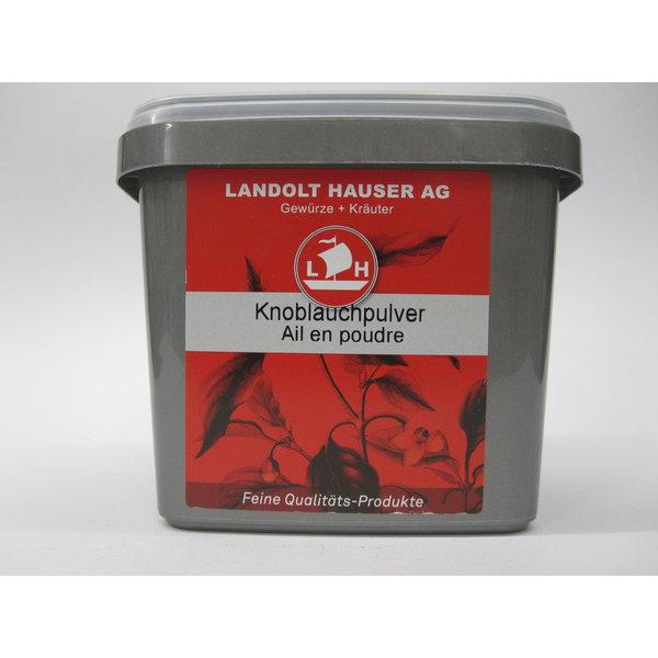 Landolt Hauser AG Knoblauchpulver 500g in der LH Box
