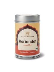 Ayurveda Koriander, gemahlen, Bio 40g