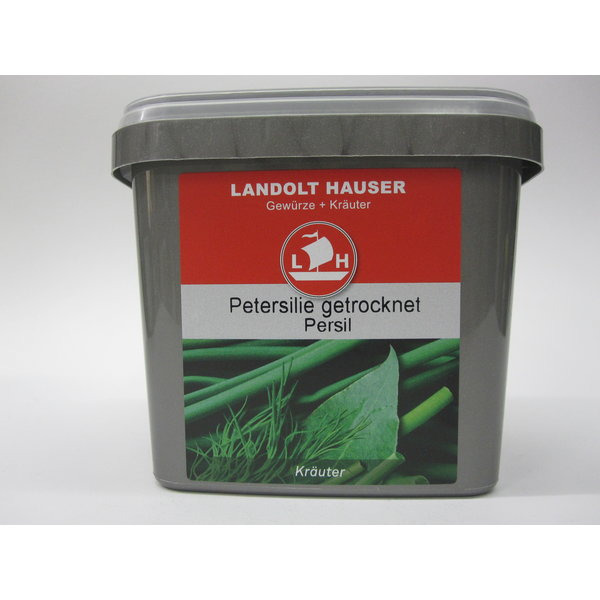 Landolt Hauser AG Petersilie getrocknet 100g in der LH Box