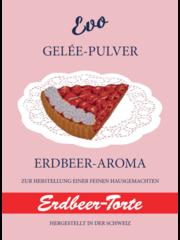Evo Dessert EVO Erdbeer-Gelée 40g im Beutel