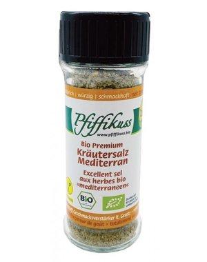 Pfiffikus Kräutersalz Mediterran Bio 75 g