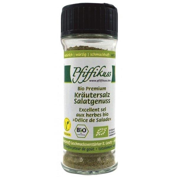Pfiffikus Kräutersalz Salatgenuss Bio 75 g