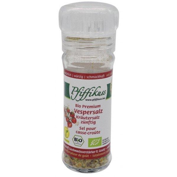 Pfiffikus Vespersalz zünftig Bio Mühle 50 g