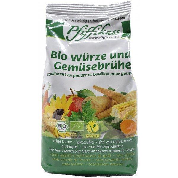 Pfiffikus Pfiffikuss Bio Streuwürze Nachfüllpack 450 g