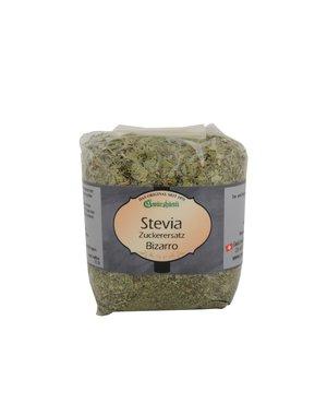 Gwürzhüsli Bizarro AG Stevia (Zuckerersatz), 50g