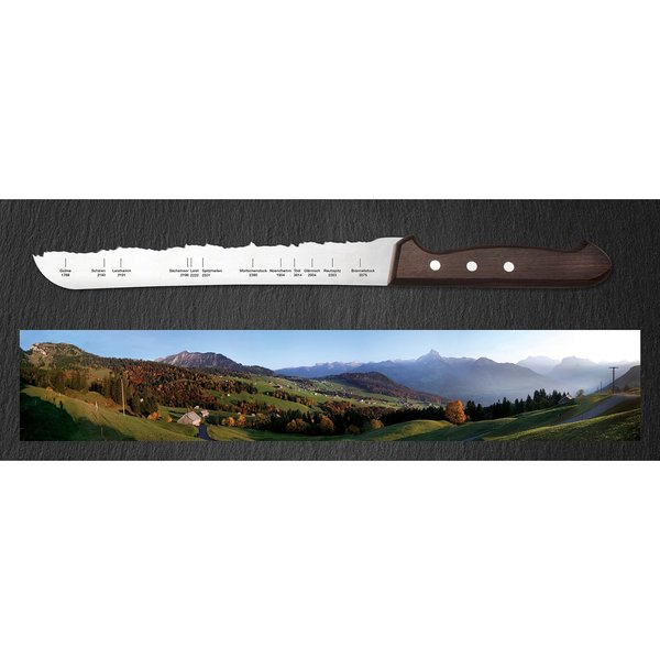 Panorama Knife  Panorama Knife, AMDEN, BROTMESSER