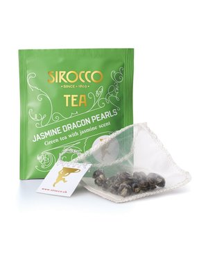 Sirocco Jasmine Dragon Pearls, 20 Sachets à 2g