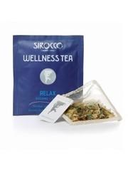 Sirocco Wellness Tea Relax, 20 Sachets à 2g