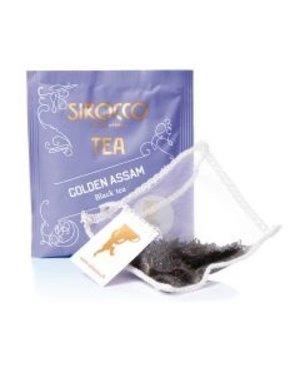 Sirocco Golden Assam, 20 Sachets à 2,5g