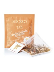 Sirocco Camomile Orange Blossoms, 20 Sachets à 2g