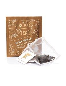 Sirocco Black Vanilla, 20 Sachets à 2,5g