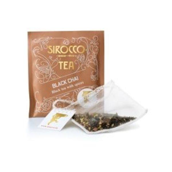 Sirocco Black Chai, 20 Sachets à 2,5g