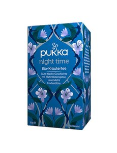 Pukka Night Time Tee, Bio