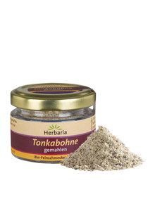 Herbaria Tonkabohne gemahlen, Bio, 10g