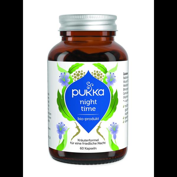 Pukka Night Time, Bio, 60 Kapseln