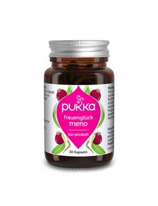 Pukka Frauenglück Meno, Bio, 30 Kapseln