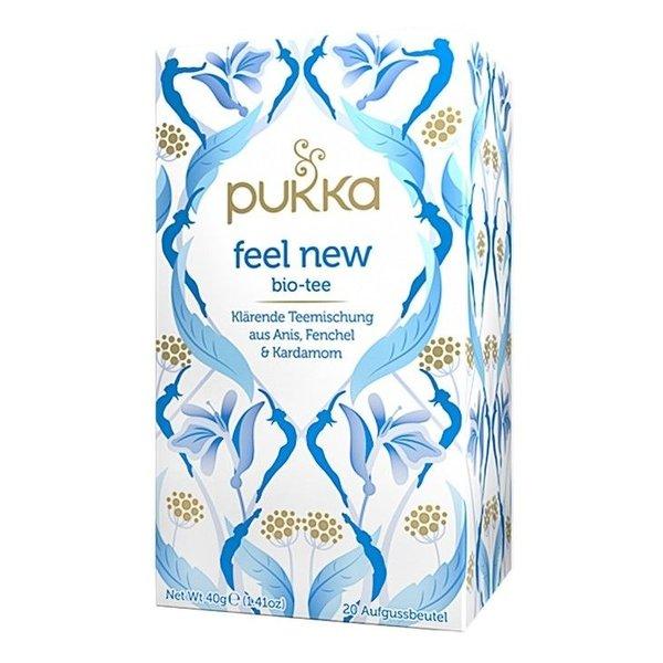 Pukka Feel New Tee, Bio