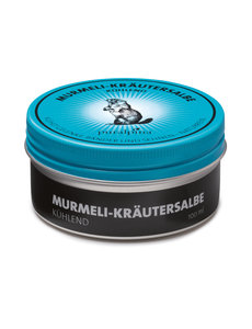 Puralpina Murmeli-Kräutersalbe kühlend
