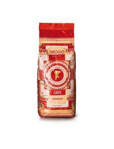 Sirocco Espresso Beutel, Beutel à 500g Bohnen