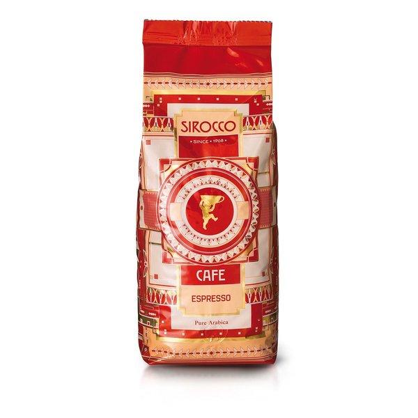 Sirocco Espresso Beutel, Beutel à 500g