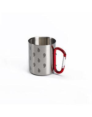 Mug Outdoor Tasse – Glarner Paisleymuster