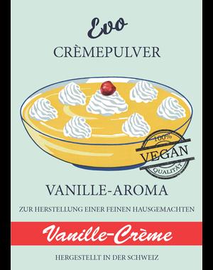 Evo Dessert Vanille-Crème, vegan, 420g