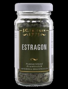 J.C.Fridlin Estragon ganz 12g im Glas