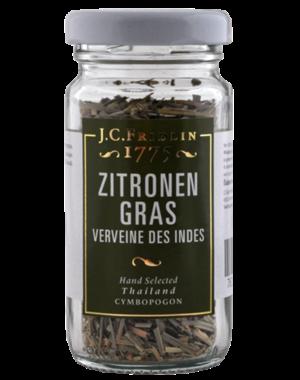 J.C.Fridlin Zitronengras 10g im Glas