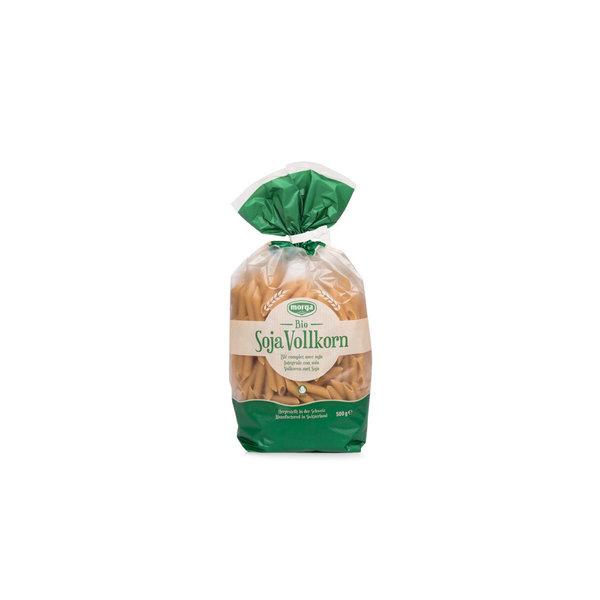 Morga Maccaroni Soja Bio 500 g Knospe