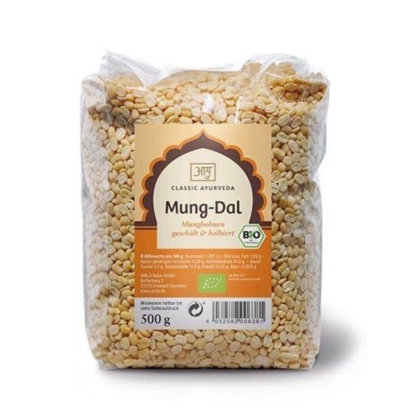 Ayurveda Mung-Dal, Bio 500g