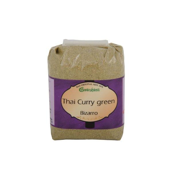 Gwürzhüsli Bizarro AG Curry Thai Green (sehr scharf). grünes Curry